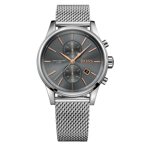 Hugo Boss Black Herrenuhr Jet Chrono 1513440