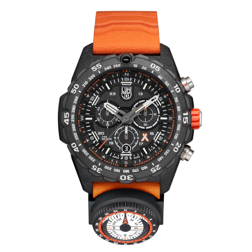 Luminox Bear Grylls Survival XB.3749 Chrono Herrenuhr mit Kompass 30ATM