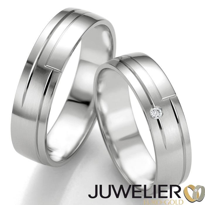 Juwelier Euro Gold Berlin 1 Paar Eheringe Trauringe In 585
